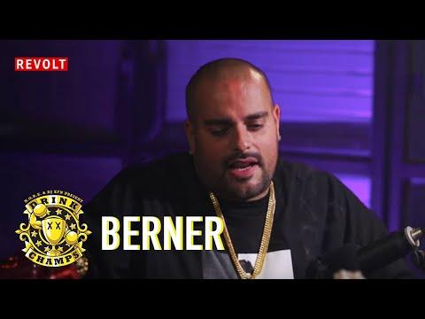 Berner | Drink Champs (Full Episode)