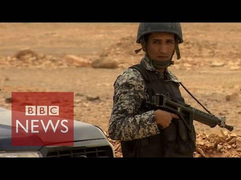 Is Jordan next target for Islamic State? BBC News