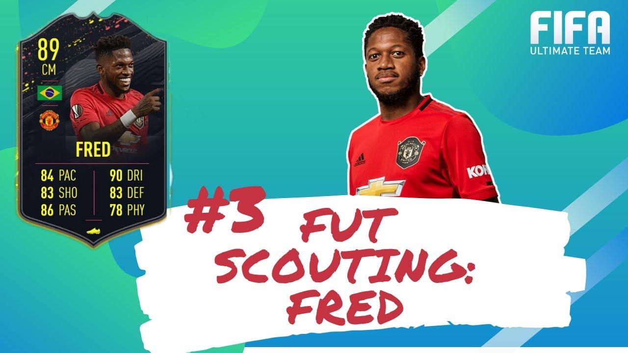 FUT Scouting: Sezon İlerlemesi Oyuncusu Fred (89)