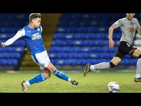 Peterborough Charlton Goals And Highlights