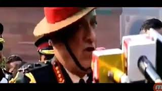 Funny Dubbing On Indian Army Chief - Pakistan VS India