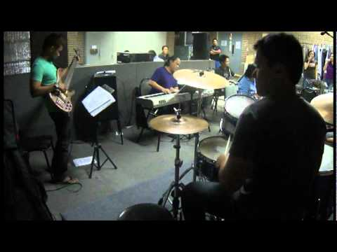 CCF Band Rehearsal with Sir Mel Villena