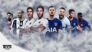 Top 10 Defenders In The World 2018 Mix HD 