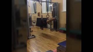 Бодибилдинг + гимнастика