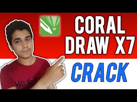 Corel Draw X7 Serial Number And Activation Code | Coral Draw X7 Crack