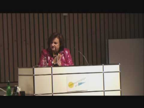 Cristina Gallach - Communication on Top Forum, Davos, 2010 - part 1