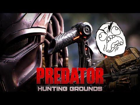 MAKING FIRETEAM RAGE IN UNDER 3 MINUTES! Predator Hunting Grounds |