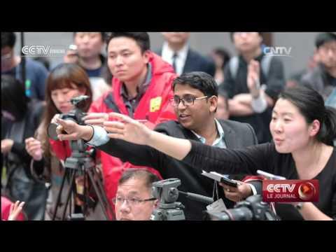 """Agence de presse Xinhua:les """"Deux sessions"""" attirent l'attention des médias"""