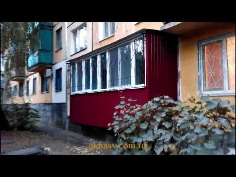 Балкон под ключ. ремонт, утепление, обшивка балкона. ок... d.