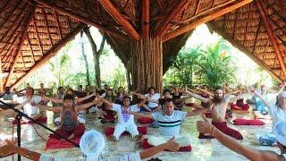 OZEN rajneesh resort -  kundalini yoga