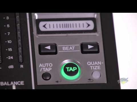 Pioneer DJM-900SRT DJ Mixer - Pioneer DJM-900SRT