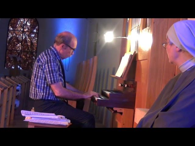 Toccata Gabrielli Denis Frémin orgue Bénédictines