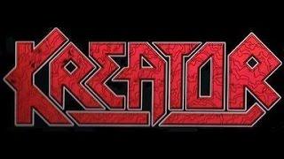 Kreator - Stronger Than Before (Lyrics on screen)