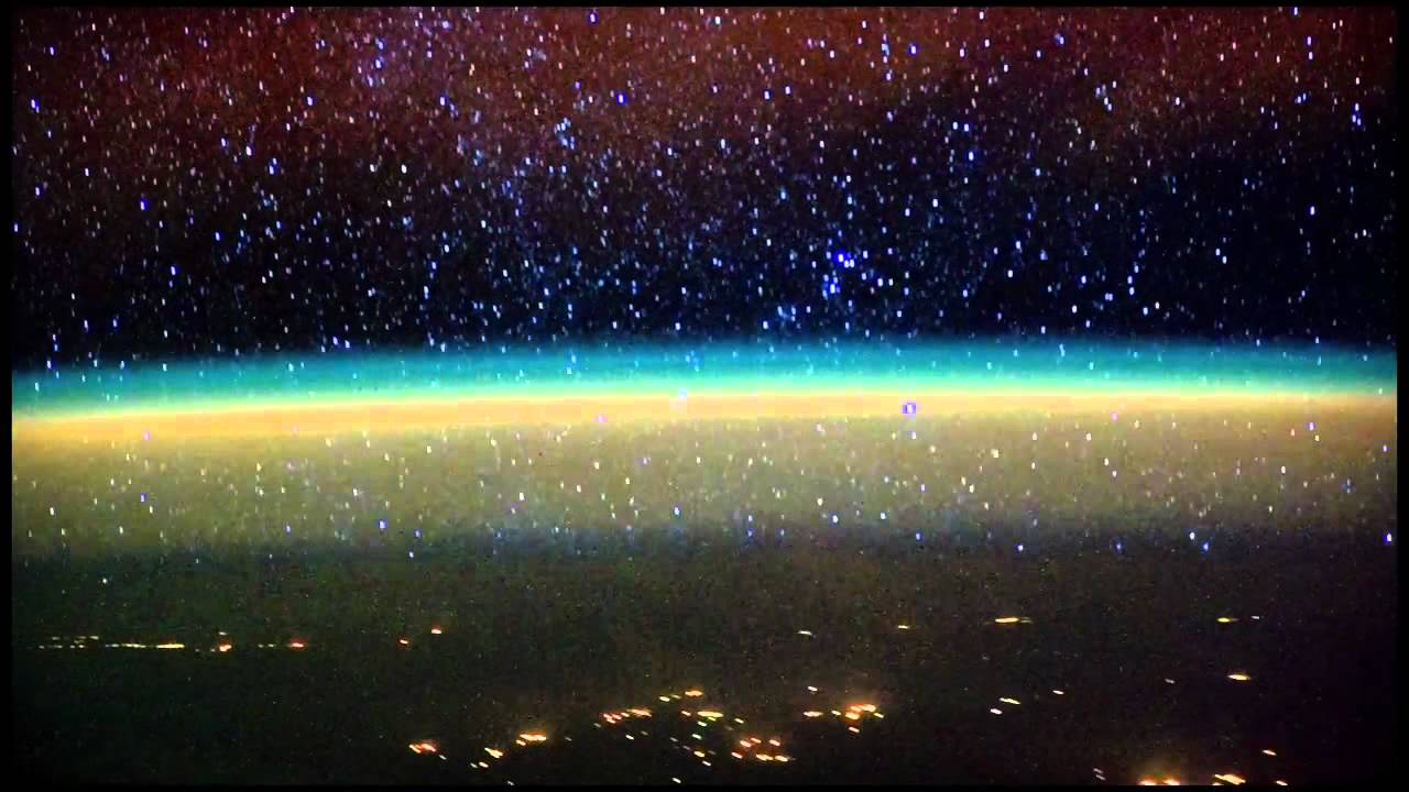 Stars From Space Station - Brilliant Views | Video - YouTube