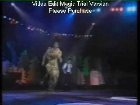 Anita Sarawak : The Salem Music Awards -Royal Albert  Hall ( 1989)