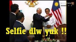 WOW Jokowi jadi rebutan SELFIE Pemimpin dunia APEC