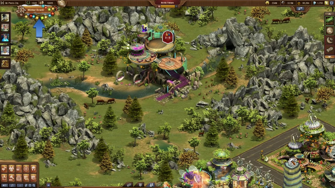 Forge of Empires - The Friends Tavern - YouTube