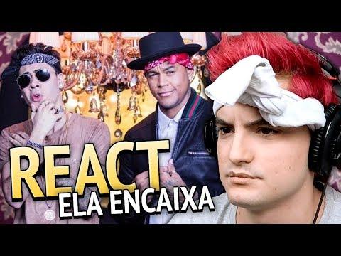 REAGINDO A ELA ENCAIXA - MC Kevinho e Leo Santana [+13]