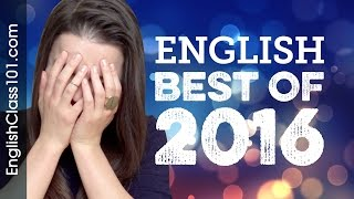 Learn English in 90 Minutes - The Best of 2016