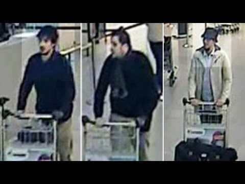 Brussels Suicide Bombers Identified
