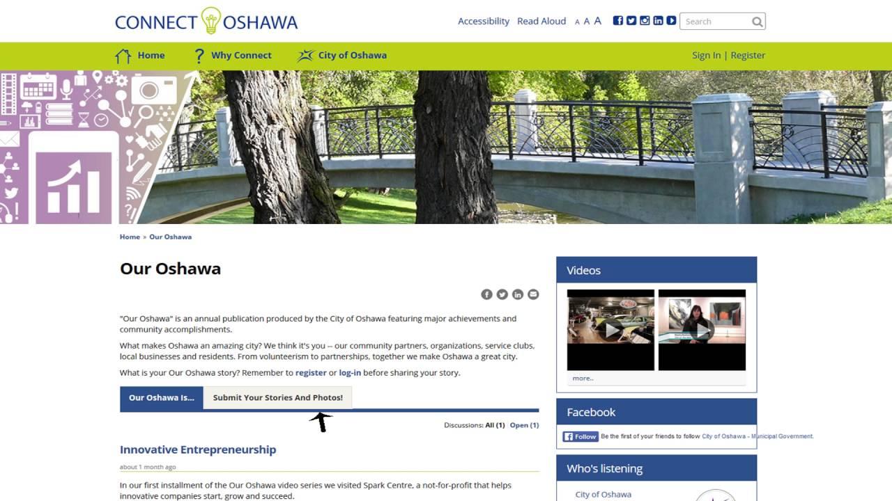 Ilmainen online dating sites Oshawa