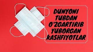ДУНЁНИ ТУБДАН УЗГАРТИРИБ ЮБОРГАН 10 КАШФИЁТ!