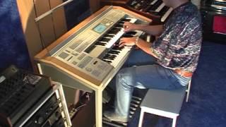 Musik ist Trumpf - Yamaha Electone Stagea ELS-01C Organ- Mladosevits orgel