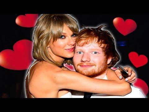 Ed Sheeran NIEGA Teoría sobre 'Dress' de Taylor Swift