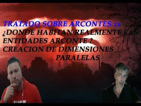 Tratado arcontes 11 La dimensión Arconte, el mundo del revés