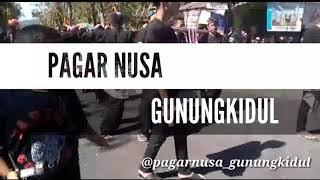 Karnaval Santri SMP Pagar Nusa Gunungkidul