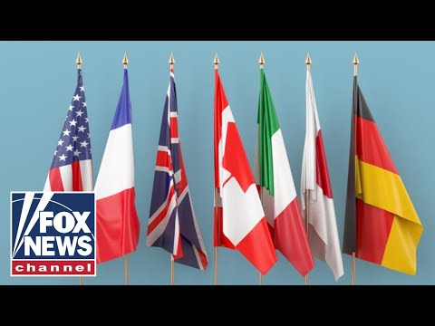 Trump and other G7 leaders to talk global economy and trade