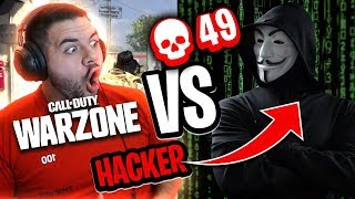 HACKER KILLED US WHILE HE SET KILL RECORD! HE NEEDS TO BE BANNED! (Call Of Duty: Warzone)