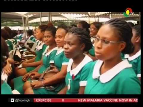 Unemployed trainee nurses will be posted when the 1st budget is released