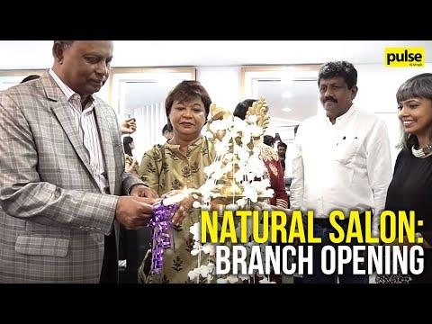 Naturals Salon Branch Opening