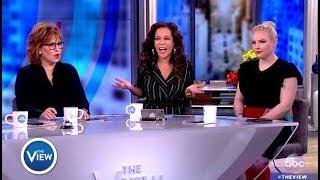 Meghan Calls Zuckerberg A Robot & Director Makes Sunny Clarify TRUMP Beat Down (The View)
