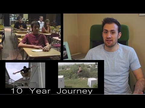 10 Year Journey - My Story
