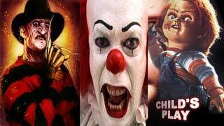 Mejores Personajes del Cine de Horror  - Top 10