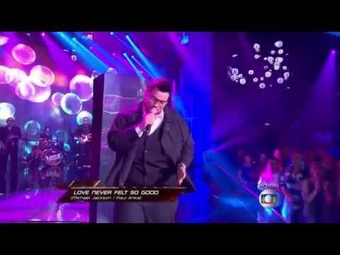 The Voice Brasil – Lui Medeiros se apresenta nos Ss ao Vivo ...