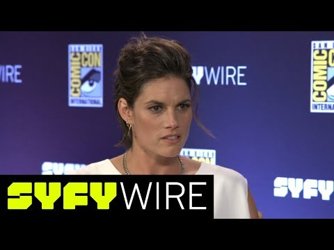 Van Helsing Cast on Season 2 Villains and Reveals | San Diego Comic-Con 2017 | SYFY WIRE