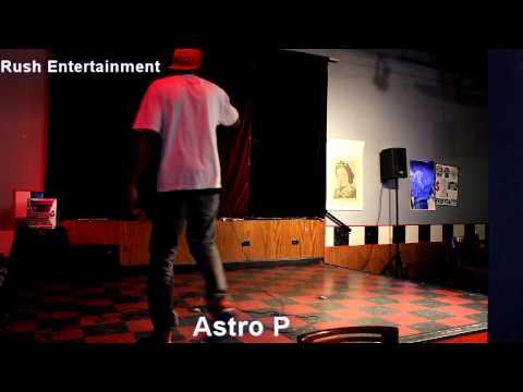 Astro P Performs @ Checkerboard Lounge Showcase 31