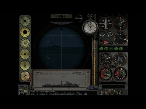 Let's Play Silent Hunter III - Mediterranean - Patrol 2 - Part 6