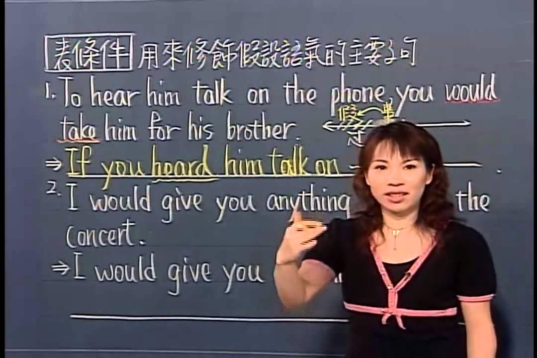 謝孟媛 中級文法 03