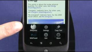 Wiki Encyclopedia for Android review
