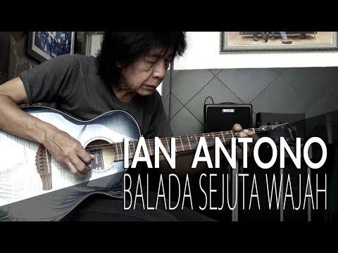 Ian Antono #GitaranPagi - Balada Sejuta Wajah