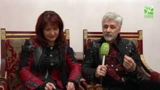 """Эксклюзивное интервью группы """"Мираж"""" в Караганде"""