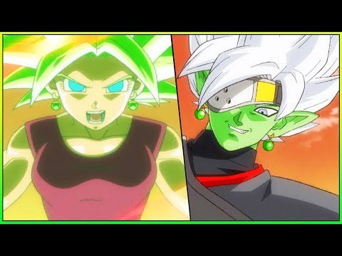 MERGED ZAMASU RETURNS! Kefla Vs Merged Zamasu And Gogeta Vs Broly! Super Dragon Ball Heroes
