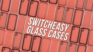 Glass iPhone XS Cases?! - SwitchEasy Cases for iPhone XS - First Look