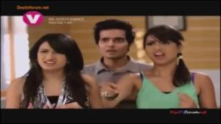 Dil Dosti Dance (D3) Channel V - Comic Scene 3 of The Foreign Dean Inspects, with Zachary Coffin