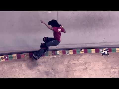 Skateboarding Florida