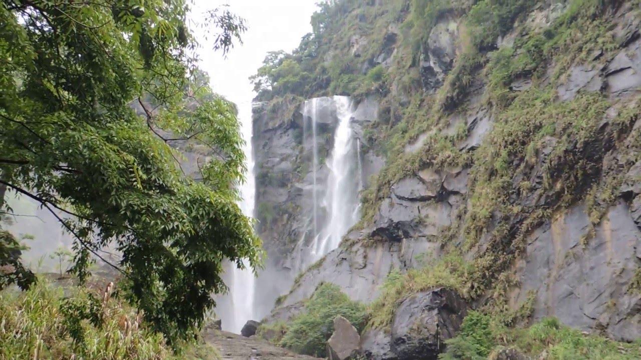 蓬萊瀑布B-雲林古坑草嶺風景區 古坑旅遊 / 三點鐘的影音 - YouTube